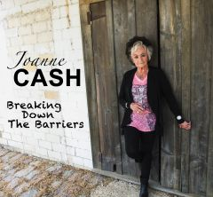 JOANNE CASH - BREAKING DOWN THE BARRIERS CD (USA buyers)