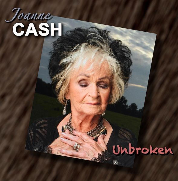 JOANNE CASH - UNBROKEN CD (USA buyers)