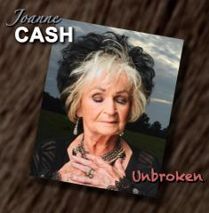 JOANNE CASH - UNBROKEN CD (Overseas buyers)