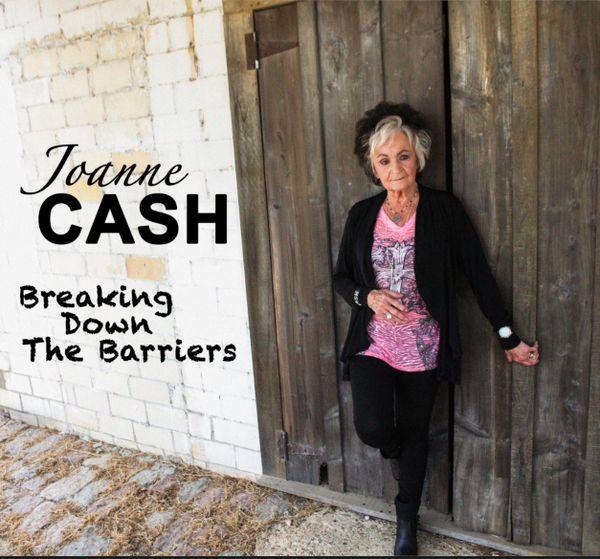 JOANNE CASH - BREAKING DOWN THE BARRIERS CD (Overseas buyers)