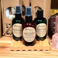 Body Oil - Sandalwood Patchouli