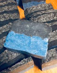 Black & Blue Soap