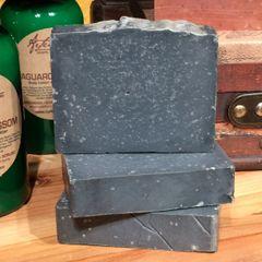 Charcoal Salt Soap