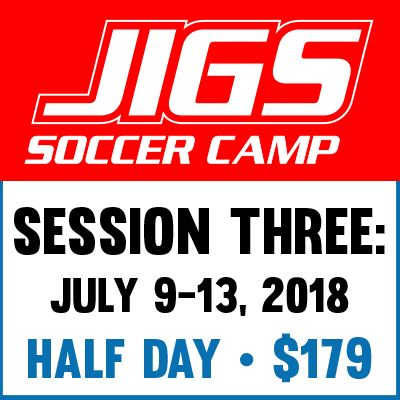 Session THREE: July 9-13, 2018 - HALF Day
