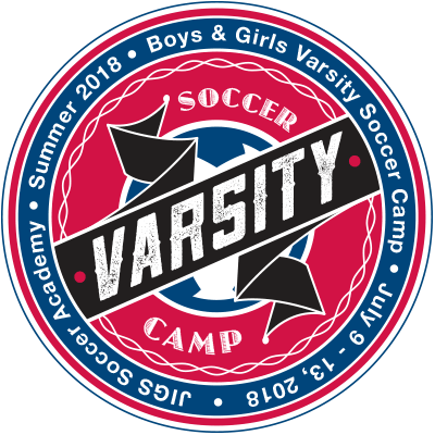 Varsity Summer Soccer Camp July 9-13, 2018