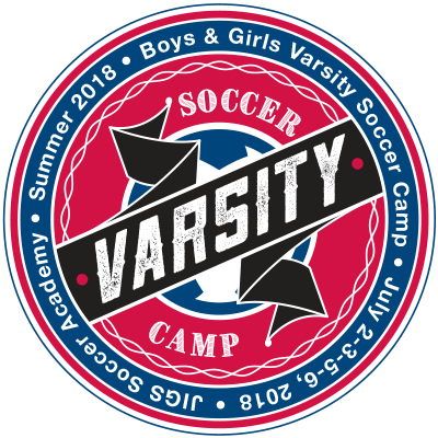 Varsity Summer Soccer Camp July, 2-3-5-6, 2018