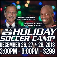 JIGS / Shep Messing Holiday Soccer Camp