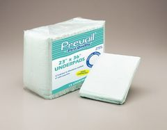 Underpad Prevail® 23 X 36 Inch Disposable Fluff Moderate Absorbency CS/150