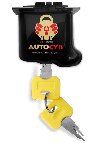 AUTOCYB - Vehicle Cyber Lock