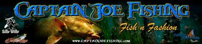 Captain Joe Fishing