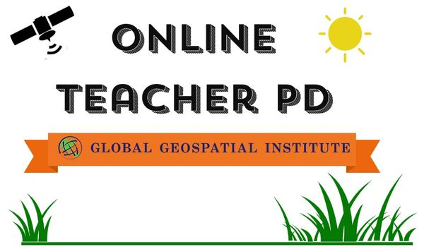 Online Teacher PD July 20 - July 24, 2020