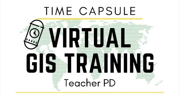 2020 Time Capsule Virtual Teacher PD