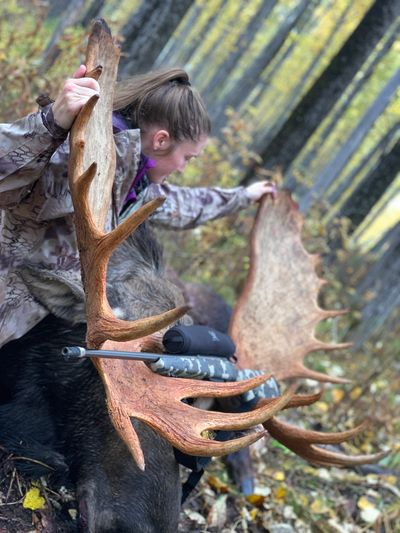 Trophy Moose Hunt Yukon River Alaska,  Unguided Moose Hunt Alaska Self Guided Moose Hunt