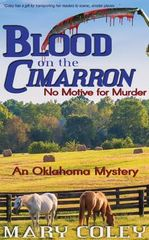 Blood on the Cimarron: An Oklahoma Mystery