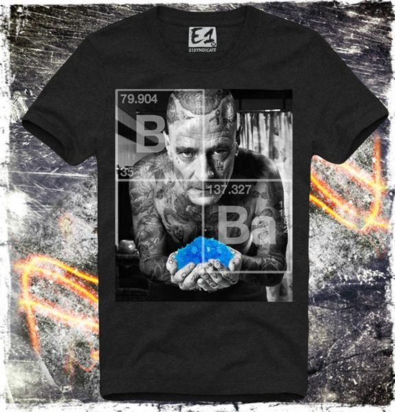 acd8aee04 BREAKING BAD HEISENBERG WALTER WHITE JESSE COOK BLUE METH TATTOO    E1SYNDICATE LIFESTYLE - FASHION COUTURE BRAND