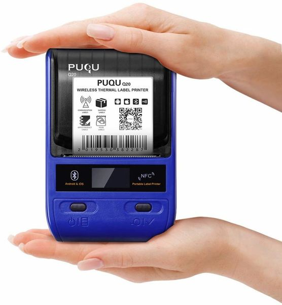 Label Thermal Printer (PUQU Bluetooth)