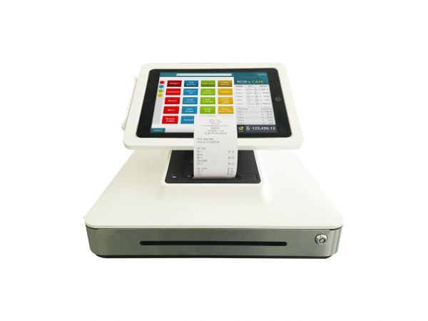"""Used - Like New"" Datio Point of Sale Base Station and Cash Register for iPad with Point of Sale ( POS ) Software"