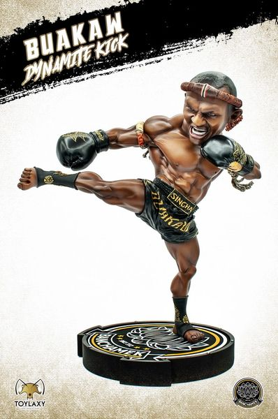 Toylaxy (Legend) Buakaw Kick - Pre Order