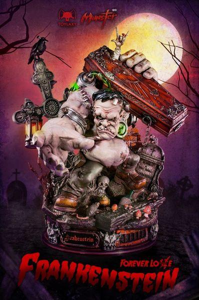 Toylaxy (Monster) Frankenstein - Pre Order