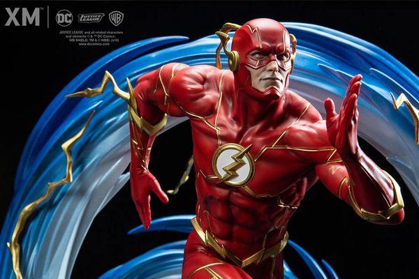 Xm 1/6 The Flash - Rebirth - Order Close