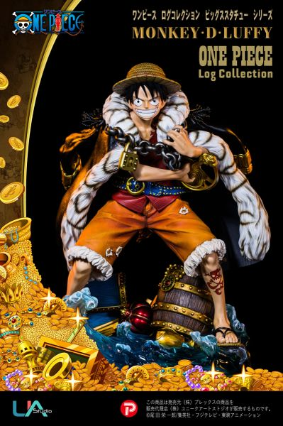 Unique Art 1/4 MONKEY •D• LUFFY - Sold out