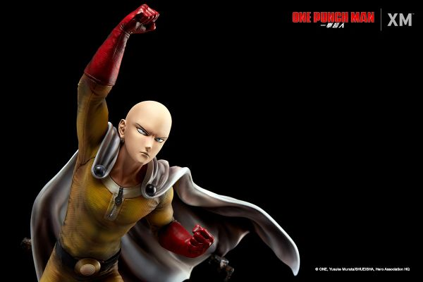 "XM 1/4 ""One Punch man"" Saitama - sold out"