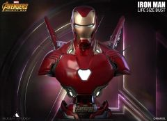 Queen Studios 1/1 Ironman Mk 50 Standard Version (Sold out)