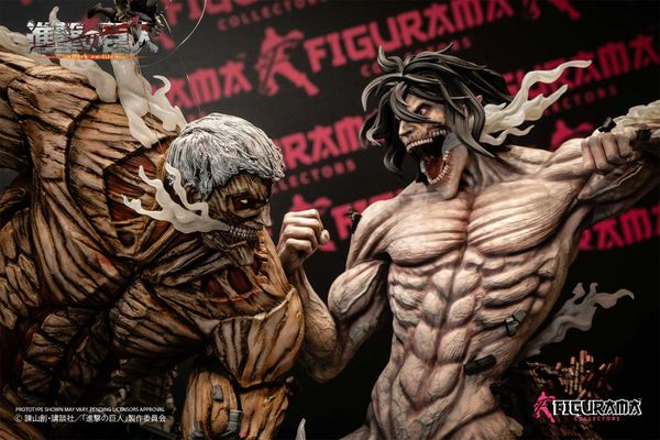 Figurama 1/3 Attack on Titans - Sold out