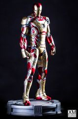 PREMIUM COLLECTIBLES: IRON MAN MARK XLII STATUE (MOVIE VERSION) <SOLD OUT>