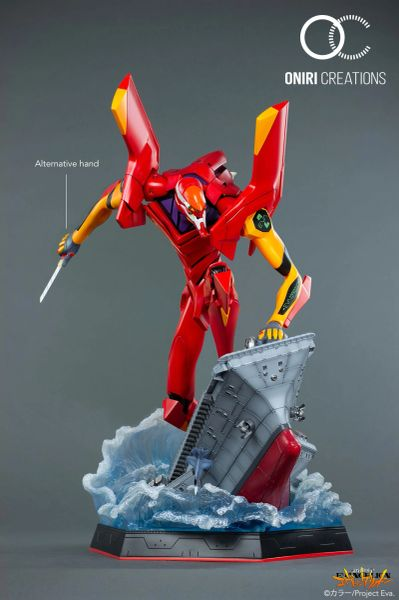 Oniri Creation EVA-02 : FIRST APPEARANCE (Limited 550pic) - Sold out