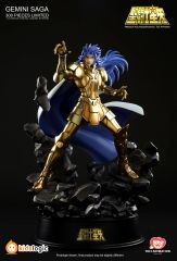 Kids Logic 1/4 Gemini Saga Statue with Digital Sound System (PO)