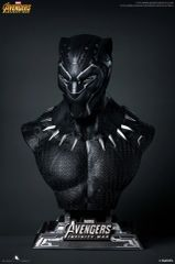 Queen Studios 1/1 Black Panther Bust (Pre Order) Limited to 600pic