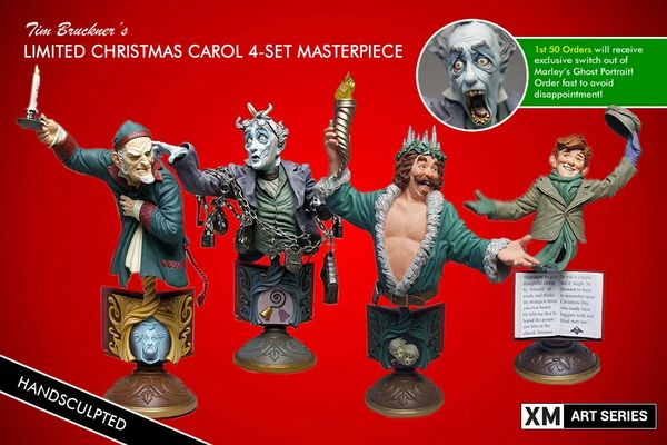 XM Exclusive Christmas Carol Masterpiece Set < Pre Order>