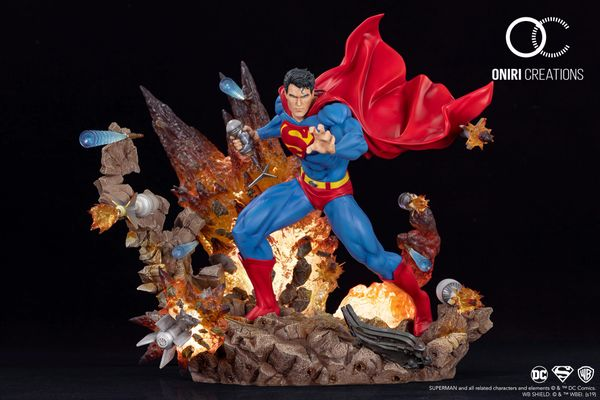 Oniri 1/6 Superman: For Tomorrow Statue (Pre Order)