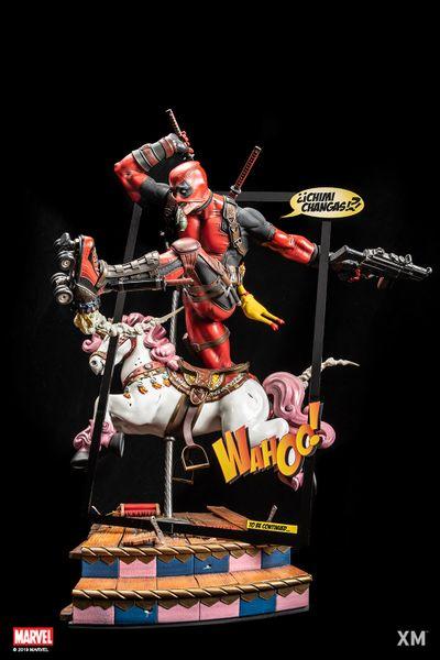 XM Studios 1/4 Deadpool Ver B (Pre Order)