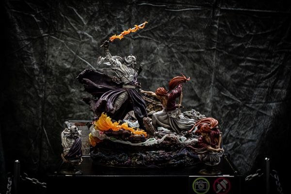 Figurama 1/6 Rurouni Kenshin 25th Anniversary Elite Exclusive Statue (Sold out)