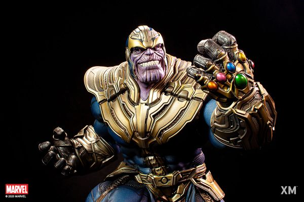 XM 1/4 Thanos (Stand-alone) - Sold out