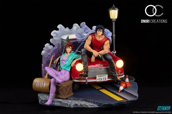 Oniri 1/6 CITY HUNTER 35TH ANNIVERSARY STATUE (Sold out)