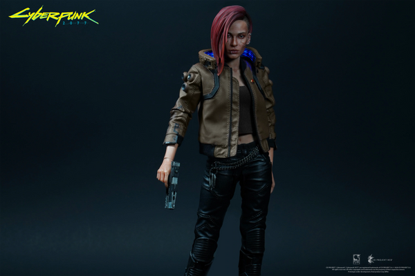 CYBERPUNK 2077: V FEMALE 1/6 ARTICULATED FIGURINE (Pre Order)