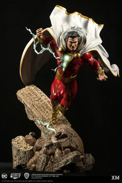 XM 1/6 Shazam! - Rebirth (Pre Order) - Full pay