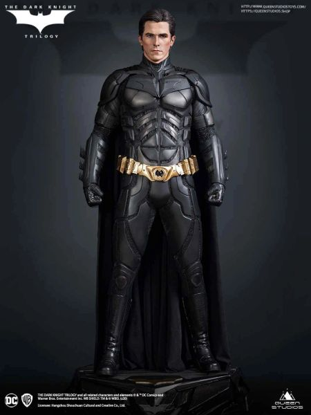 Queens Studios 1/3 The Dark Knight Batman (Premium Ver) - Pre Order <Procurement Service>
