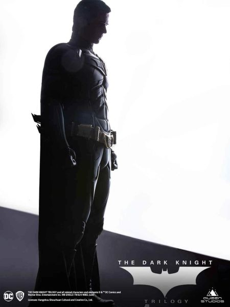 Queens Studios 1/3 The Dark Knight Batman (Deluxe Ver) - Pre Order <Procurement Service>