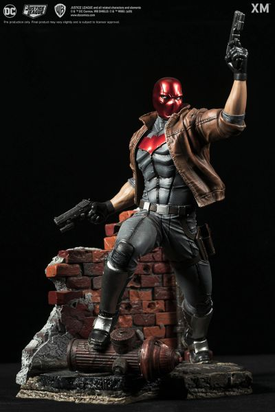 XM DC 1/6 Red Hood - Rebirth with Plaque (Pre Order)