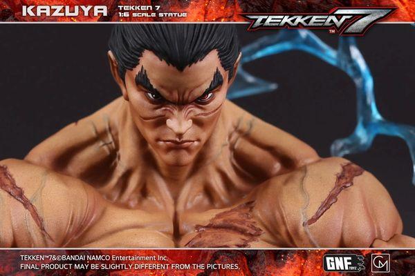 GNF 1/6 Tekken 7 KAZUYA (Pre Order) Made in Korea