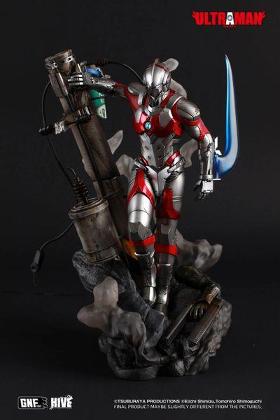 G.N.F. x Hive studio 1/6 Ultraman- (Pre Order) - ES 400