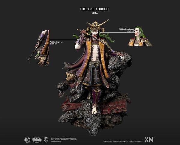 XM 1/4 The Joker Orochi Ver A (Samuria) - ES 499 Max (Pre Order)