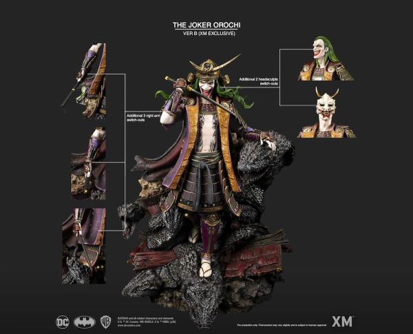 XM Exclusive 1/4 The Joker Orochi Ver B (Pre Order)