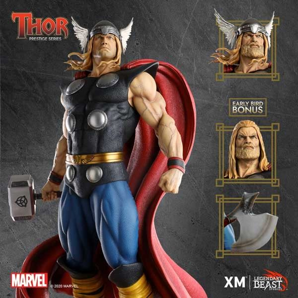 1/3 XM X LBS THOR (PRESTIGE SERIES) Early Bird - Pre Order