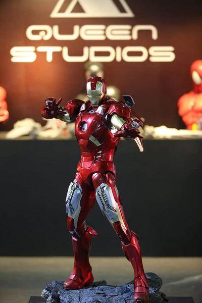 Queen Studios 1/2 Ironman MK 7 (Pre Order) ES888