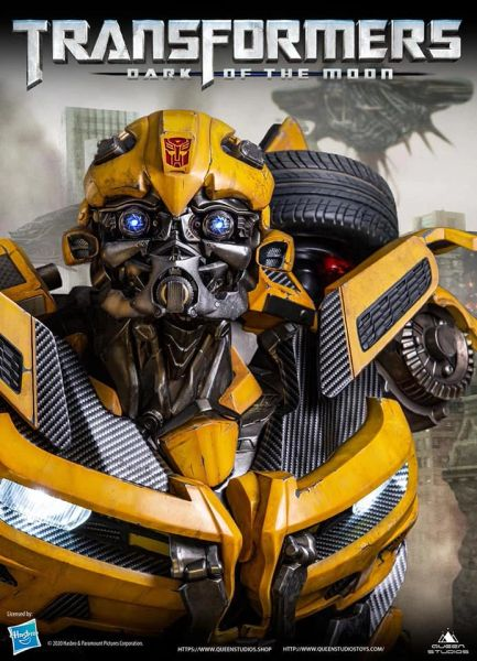 Queen Studios Ultimate Scale Bumblebee bust (Normal ver) - Pre Order ES400 <Procurement Service>